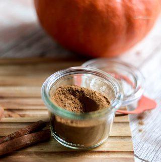 pumpkin spices