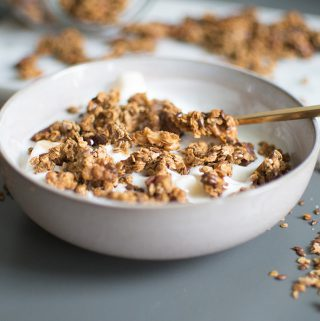 oatmeal granola