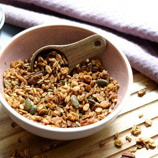 oat grain granola